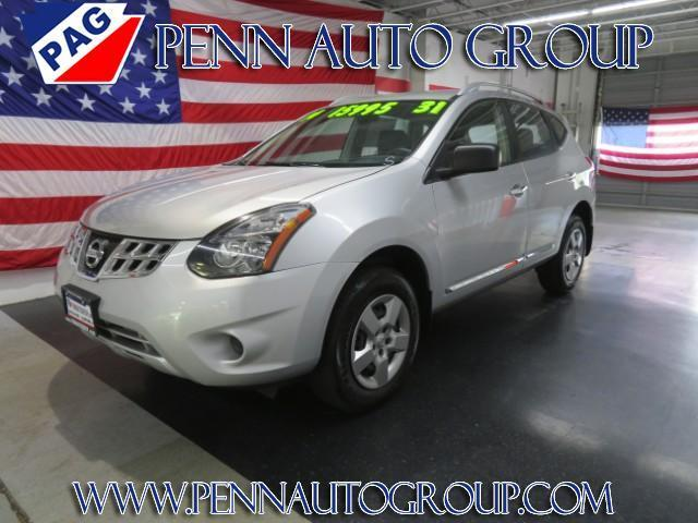 2014 Nissan Rogue Select S AWD S 4dr Crossover