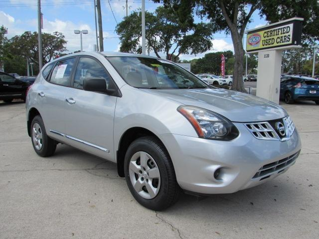 2014 Nissan Rogue Select S S 4dr Crossover