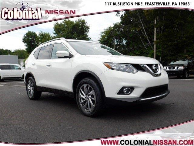 2014 nissan rogue sl awd sl 4dr crossover for sale in langhorne pennsylvania classified. Black Bedroom Furniture Sets. Home Design Ideas