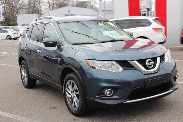 2014 nissan rogue sl awd sl 4dr crossover for sale in seaford new york classified. Black Bedroom Furniture Sets. Home Design Ideas