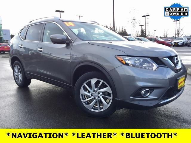 2014 nissan rogue sl awd sl 4dr crossover for sale in auburn washington classified. Black Bedroom Furniture Sets. Home Design Ideas