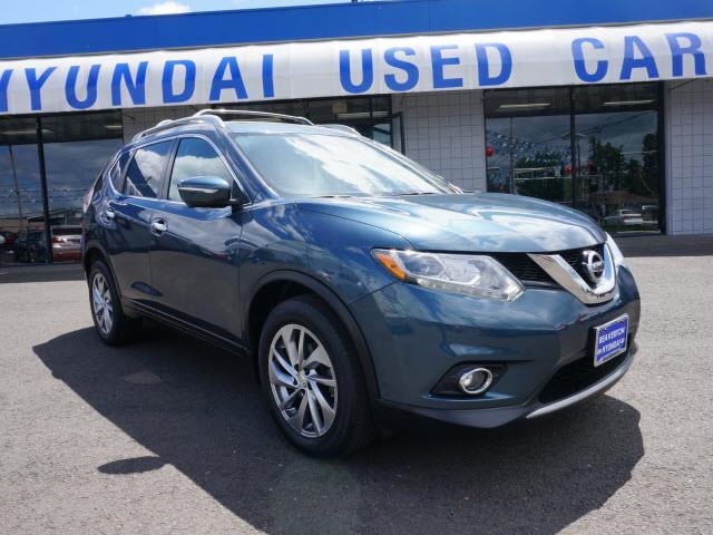 2014 Nissan Rogue Sl Awd Sl 4dr Crossover For Sale In