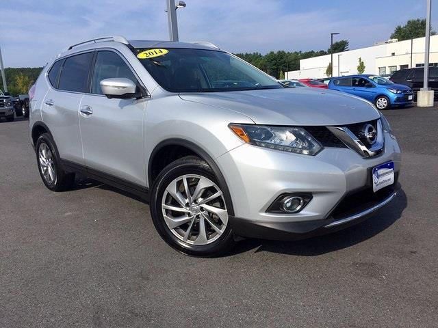 2014 nissan rogue sl awd sl 4dr crossover for sale in dover new hampshire classified. Black Bedroom Furniture Sets. Home Design Ideas