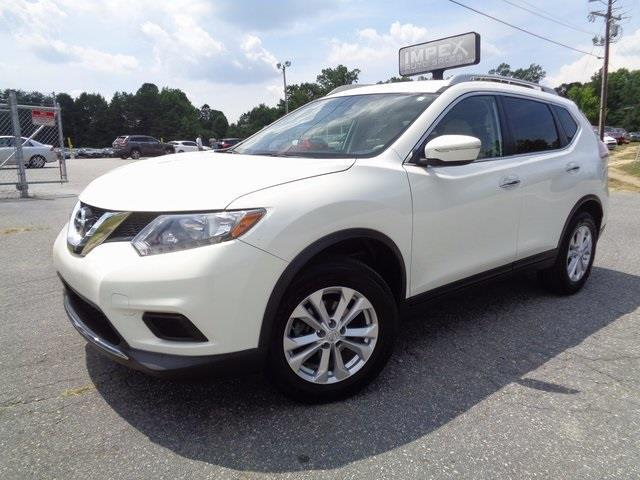 2014 nissan rogue sv awd sv 4dr crossover for sale in greensboro north carolina classified. Black Bedroom Furniture Sets. Home Design Ideas