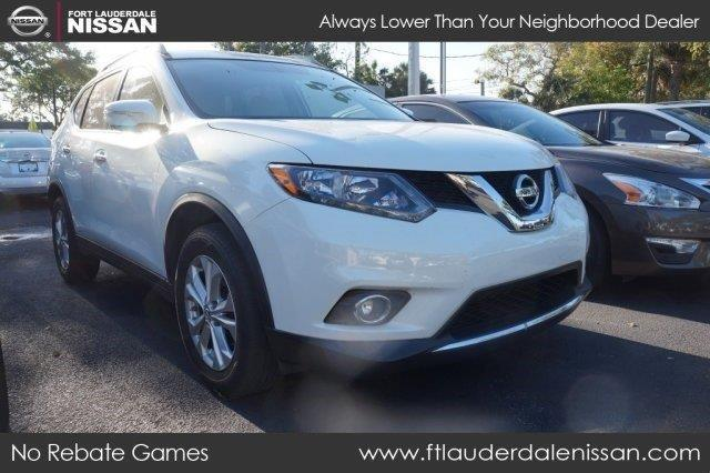 2014 Nissan Rogue SV SV 4dr Crossover