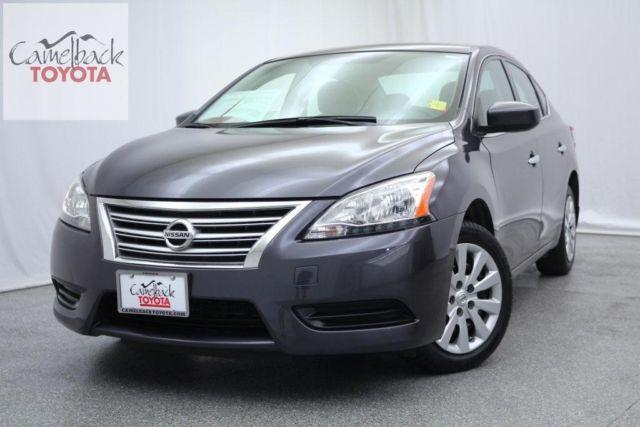 2014 nissan sentra 4d sedan sv for sale in phoenix arizona classified. Black Bedroom Furniture Sets. Home Design Ideas
