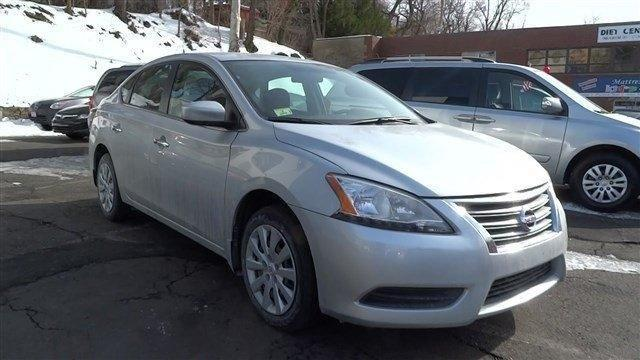 2014 nissan sentra 4dr car sv for sale in yonkers new york classified. Black Bedroom Furniture Sets. Home Design Ideas