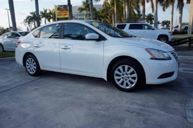 2014 nissan sentra 4dr car sv for sale in miami florida classified. Black Bedroom Furniture Sets. Home Design Ideas