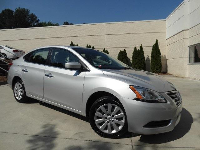 How large is the gas tank on a 2014 nissan sentra autos post