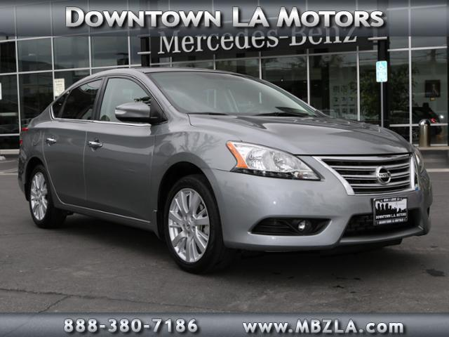 2014 nissan sentra s s 4dr sedan 6m for sale in los for Downtown la motors mercedes benz