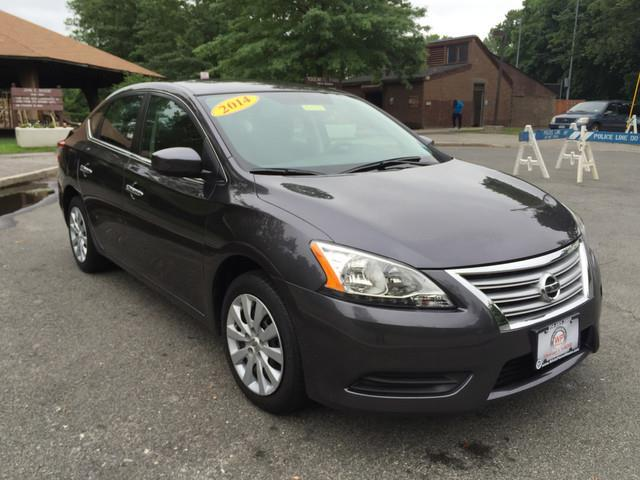 2014 nissan sentra sv sv 4dr sedan for sale in white plains new york classified. Black Bedroom Furniture Sets. Home Design Ideas