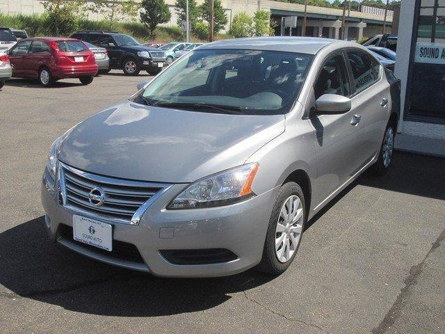 2014 nissan sentra sv sv 4dr sedan for sale in new haven connecticut classified. Black Bedroom Furniture Sets. Home Design Ideas