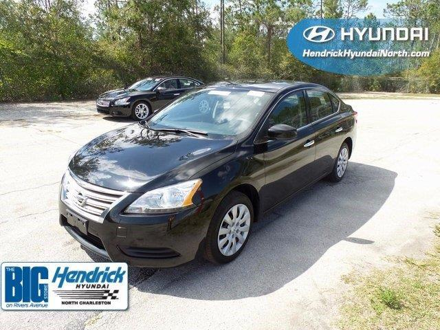 2014 nissan sentra sv sv 4dr sedan for sale in charleston south carolina classified. Black Bedroom Furniture Sets. Home Design Ideas