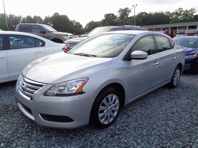 2014 nissan sentra sv sv 4dr sedan for sale in greensboro north carolina classified. Black Bedroom Furniture Sets. Home Design Ideas