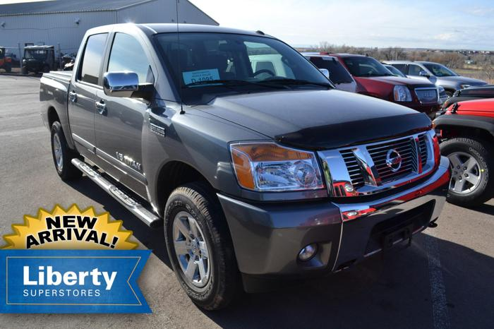 2014 nissan titan pro 4x 4x4 pro 4x 4dr crew cab swb pickup for sale in jolly acres south. Black Bedroom Furniture Sets. Home Design Ideas