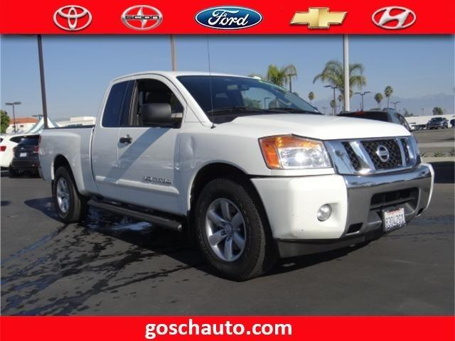2014 nissan titan sv 4x2 sv 4dr king cab swb pickup for sale in hemet california classified. Black Bedroom Furniture Sets. Home Design Ideas