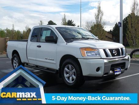2014 nissan titan sv 4x2 sv 4dr king cab swb pickup for sale in meridian idaho classified. Black Bedroom Furniture Sets. Home Design Ideas