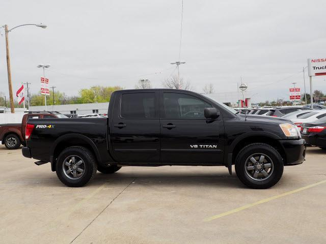2014 nissan titan sv 4x4 sv 4dr crew cab swb pickup for sale in bacone oklahoma classified. Black Bedroom Furniture Sets. Home Design Ideas