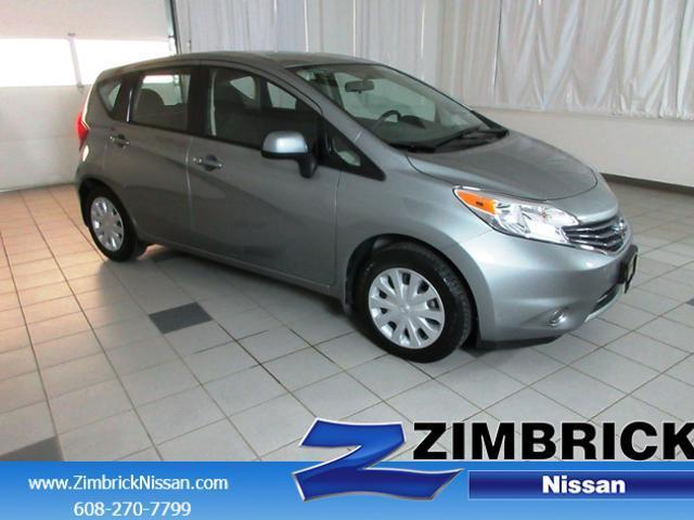 2014 nissan versa note s plus s plus 4dr hatchback for sale in madison wisconsin classified. Black Bedroom Furniture Sets. Home Design Ideas
