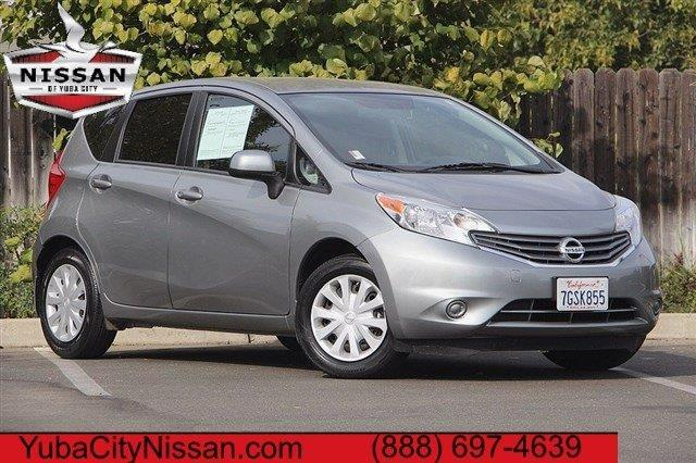 2014 Nissan Versa Note S S 4dr Hatchback For Sale In Yuba