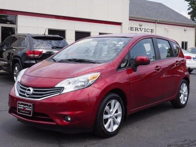 2014 nissan versa note s s 4dr hatchback for sale in wallingford connecticut classified. Black Bedroom Furniture Sets. Home Design Ideas