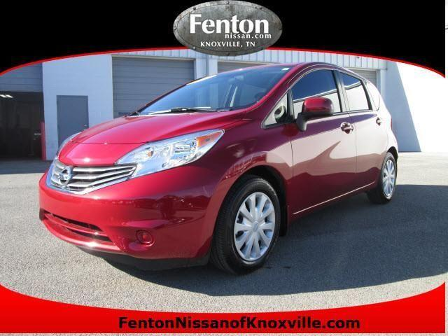 2014 nissan versa note sedan s plus for sale in knoxville tennessee classified. Black Bedroom Furniture Sets. Home Design Ideas