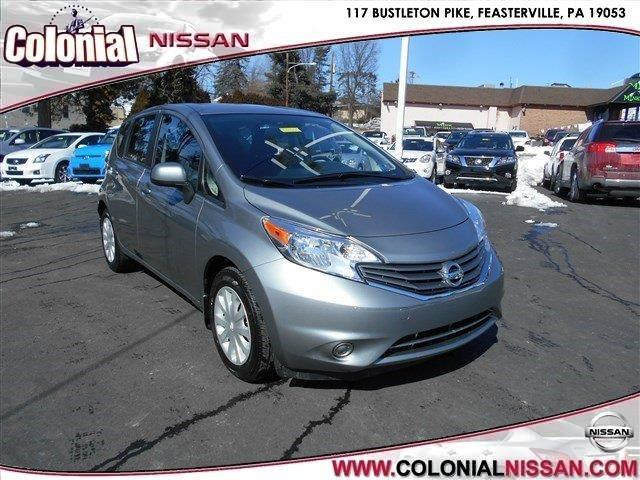 2014 Nissan Versa Note Sv Feasterville Trevose Pa For