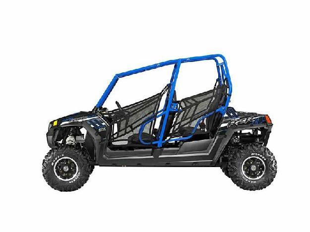 2014 Polaris Ranger RZR 4 800 EPS - Stealth Black LE