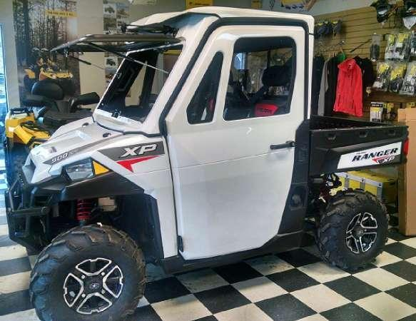 2014 polaris ranger xp 900 eps white lightning le for sale in pound virginia classified. Black Bedroom Furniture Sets. Home Design Ideas