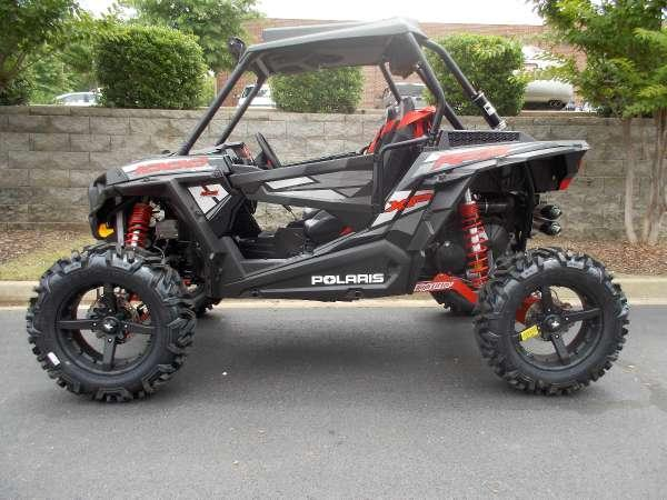 2014 Polaris RZR XP 1000 EPS Black Pearl LE