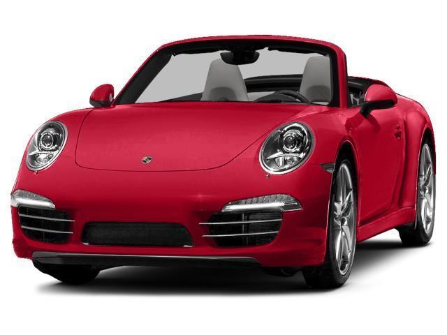 2014 Porsche 911 Carrera S Carrera S 2dr Convertible