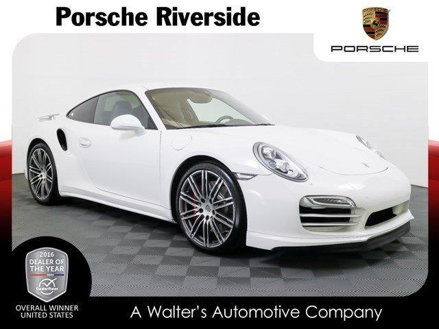 2014 Porsche 911 Turbo AWD Turbo 2dr Coupe