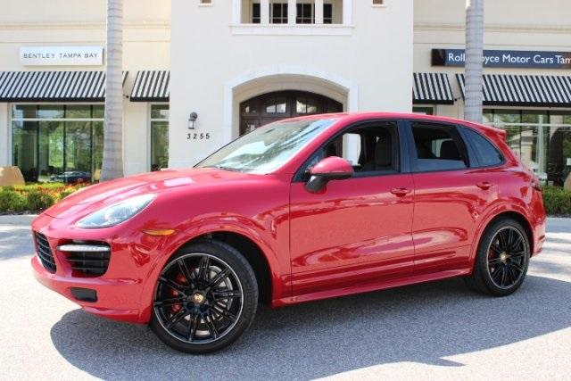 2014 porsche cayenne awd gts 4dr suv for sale in pinellas park florida classified. Black Bedroom Furniture Sets. Home Design Ideas