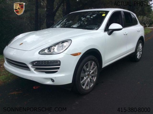 2014 porsche cayenne platinum edition for sale in mill valley california classified. Black Bedroom Furniture Sets. Home Design Ideas