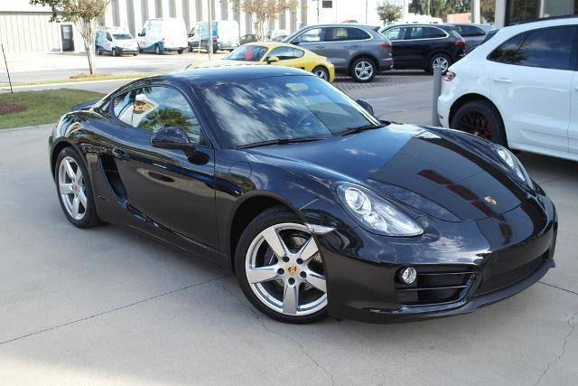 2014 Porsche Cayman Base 2dr Coupe