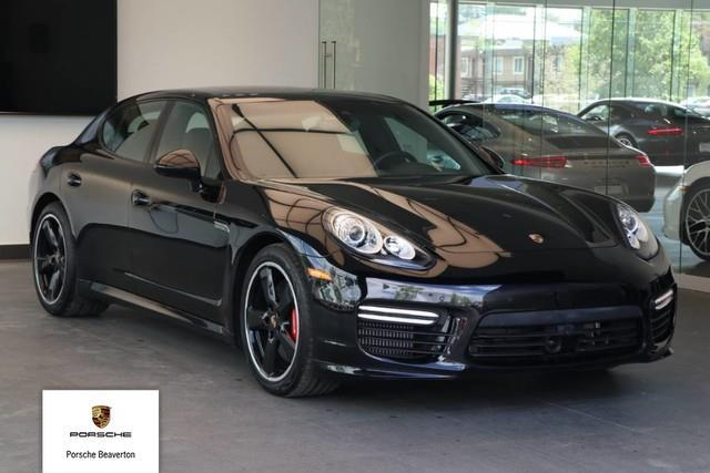 2014 Porsche Panamera Turbo AWD Turbo 4dr Sedan