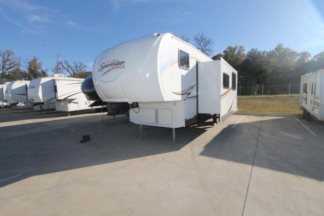 2014 Preowned K Z Sportsmen Sportster 315th Fifth Wheel