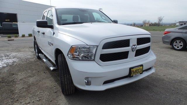 2014 ram ram pickup 1500 express 4x4 express 4dr quad cab 6 3 ft sb pickup for sale in billings. Black Bedroom Furniture Sets. Home Design Ideas