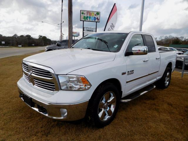 2014 ram ram pickup 1500 slt 4x4 slt 4dr quad cab 6 3 ft sb pickup for sale in enterprise. Black Bedroom Furniture Sets. Home Design Ideas