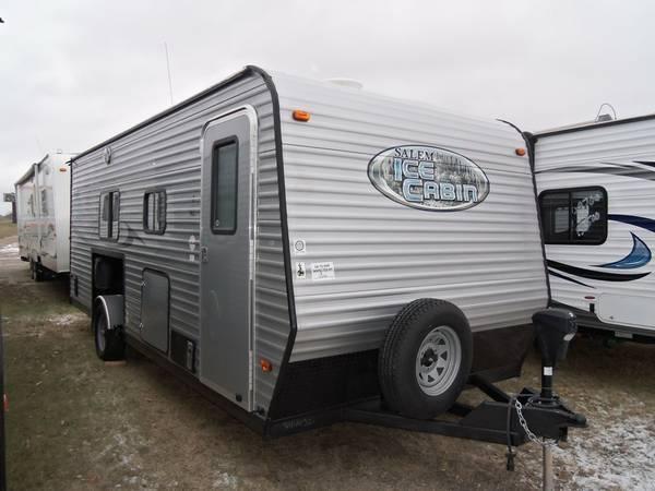 2014 Salem Ice Cabin T8x20sv For Sale In Bemidji Minnesota Classified