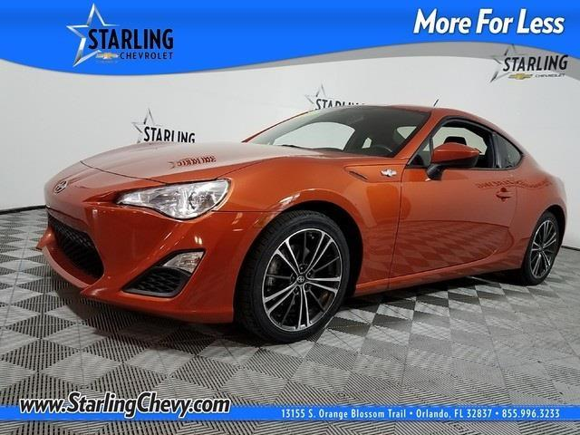 2014 scion fr s base 2dr coupe 6a for sale in orlando. Black Bedroom Furniture Sets. Home Design Ideas