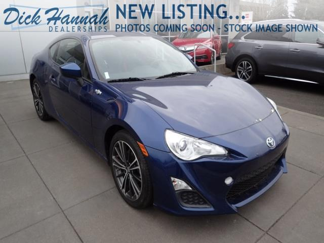 2014 Scion FR-S Base 2dr Coupe 6M