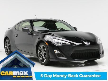 2014 Scion FR-S Monogram Monogram 2dr Coupe 6A