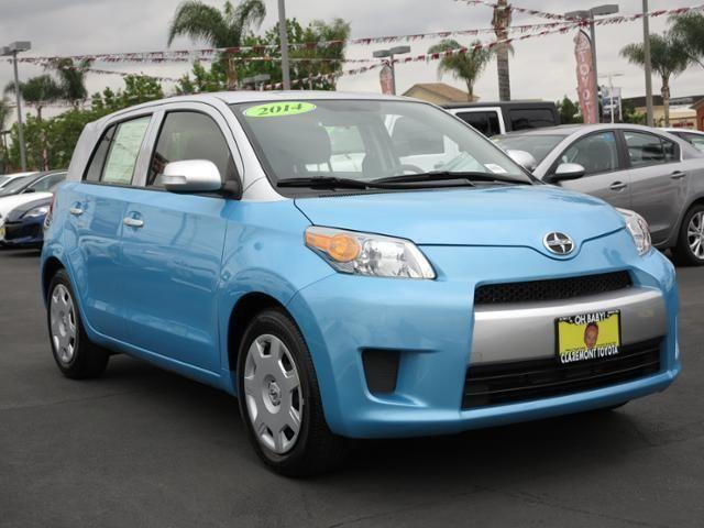 2014 scion xd 4dr car for sale in claremont california classified. Black Bedroom Furniture Sets. Home Design Ideas