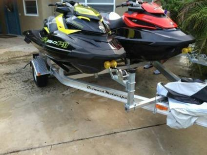 2014 Sea Doo Rxp X 2013 Amp Rxt X For Sale In West Palm
