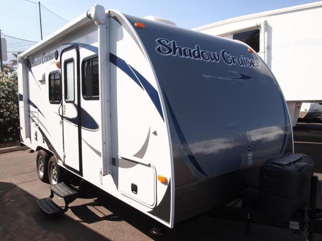 2014 Shadow Cruise S 195wbs Ultra Lite Bumper Pull Travel