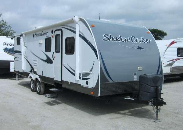 2014 Shadow Cruiser Rv S 280qbs For Sale In Weatherford