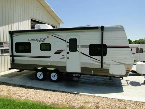 Amazing New 2014 Starcraft Ar One Travel Trailer For Sale In Anthony TX