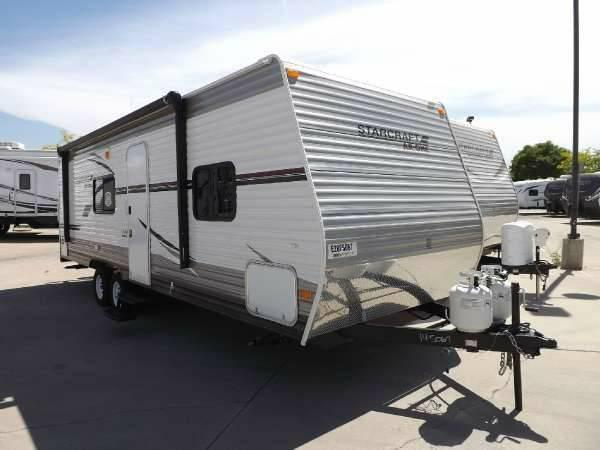 Perfect RV Camper Travel Trailers For Sale In Little Rock AR  TrailersMarket