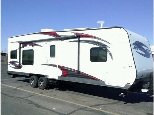 Stealth Toy Hauler >> For Sale In Glendale Arizona 85308 Classifieds Buy And
